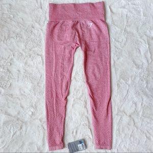 Gymshark vital seamless leggings dusty pink